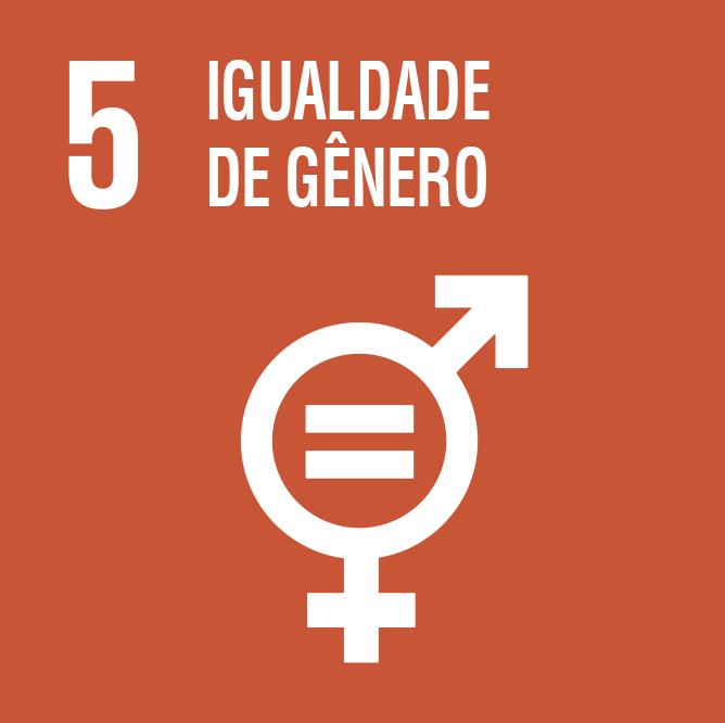 Igualdade de gênero e empoderamento das mulheres (Alcançar a igualdade de gênero e empoderar todas as mulheres e meninas).