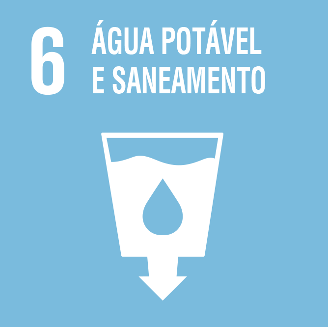 Águas e saneamento básico (Garantir disponibilidade e manejo sustentável da água e saneamento para todos).