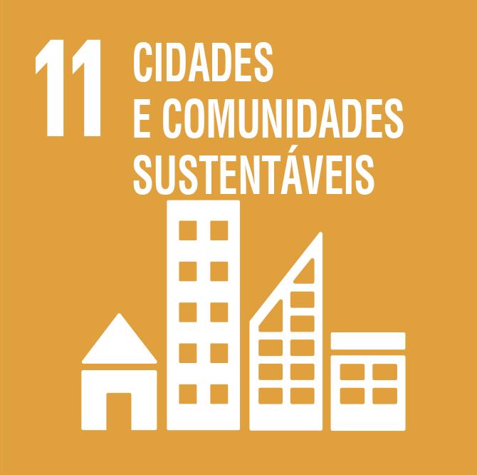 Urbanização e cidades sustentáveis (Tornar as cidades e assentamentos humanos inclusivos, seguros, resilientes e sustentáveis).