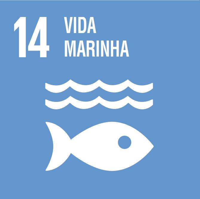 Recursos marinhos e oceânicos (Conservar e promover o uso sustentável dos oceanos mares e recursos marinhos para o desenvolvimento sustentável).