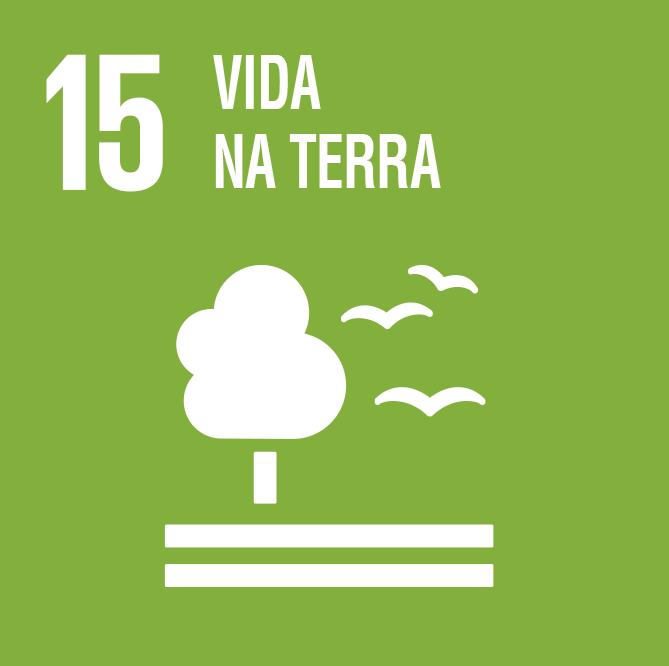 Ecossistemas terrestres, biodiversidade e florestas (Proteger, recuperar e promover o uso sustentável dos ecossistemas terrestres, gerir de forma sustentável as florestas, combater à desertificação, bem como deter e reve