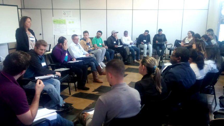 Iniciado o curso Liderança Cívica - módulo I