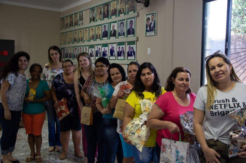 Em 27 de outubro foi realizado o primeiro Dia da Merendeira em Ubiratã