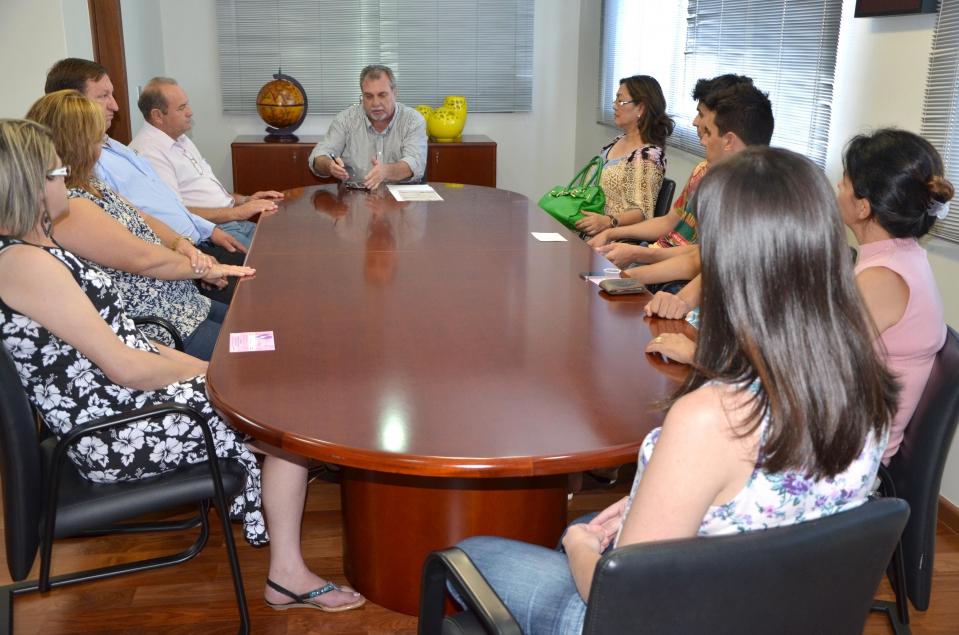 O prefeito Baco ressaltou a importância da participação dos blocos para o sucesso do evento