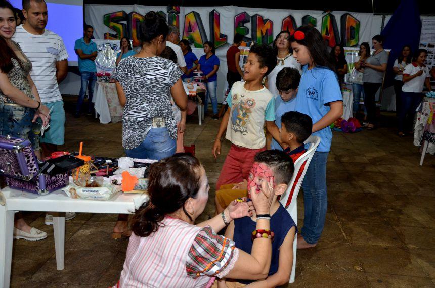 """População conheceu trabalho da Secretaria da Assistência Social na mostra de serviços """"Social em Ação"""""""