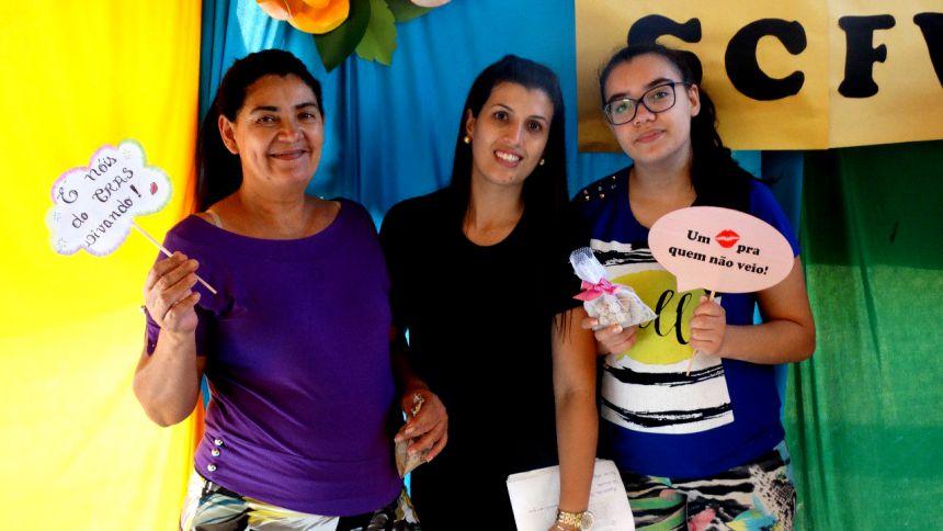 Social realizou 1ª Gincana de Integração Familiar e Comunitária