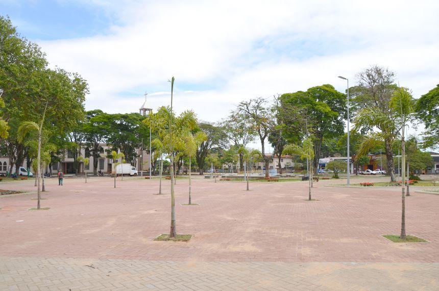 Praça Pio XII será inaugurada durante aniversário de Ubiratã