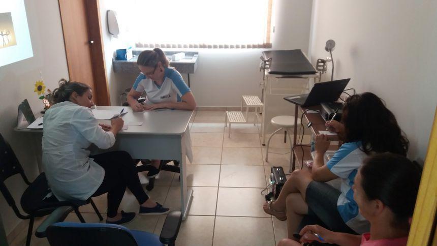 Encontro de Saúde Mental foi realizado com as Unidades Básicas de Ubiratã