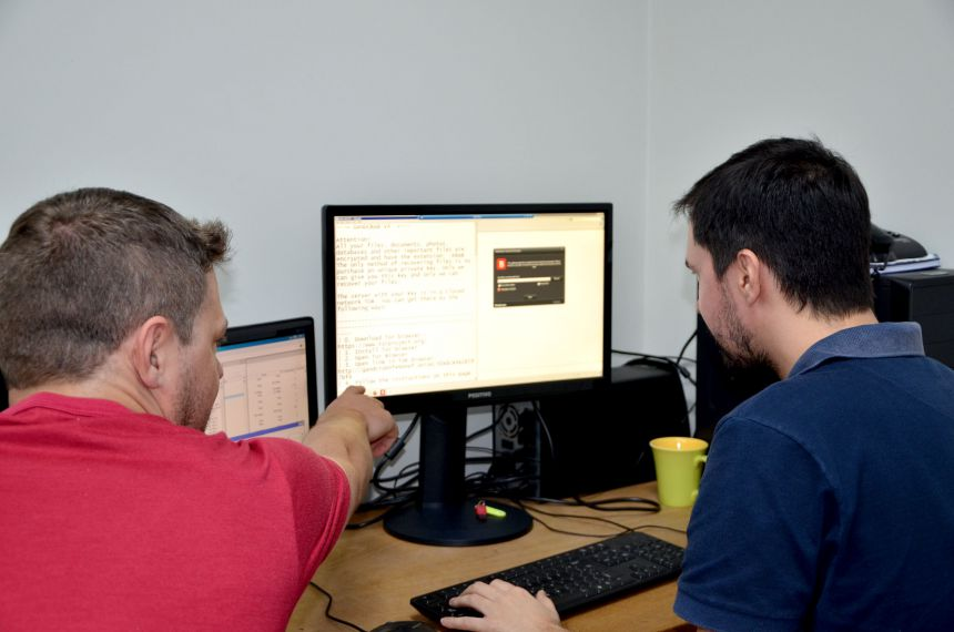 Hackers invadem e bloqueiam sistemas de informação da Prefeitura de Ubiratã