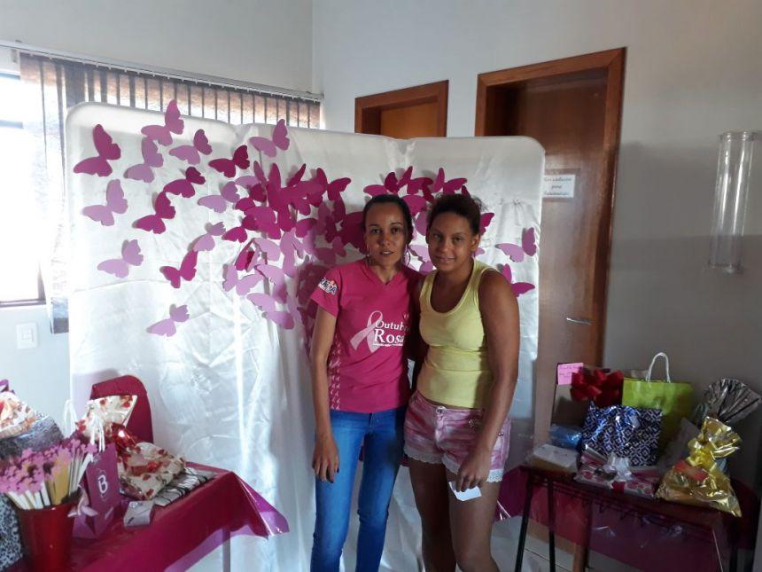 Unidade de Saúde Vila Esperança realizou atividades do Outubro Rosa