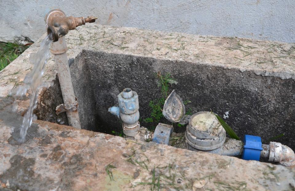 Dados da Sanepar apontam que Ubiratã tem 7.852 ligações de água e esse numero pode aumentar para 8.112 em 2015