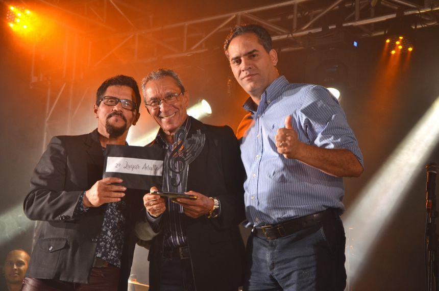 Festival de Música de Ubiratã revelando grandes talentos