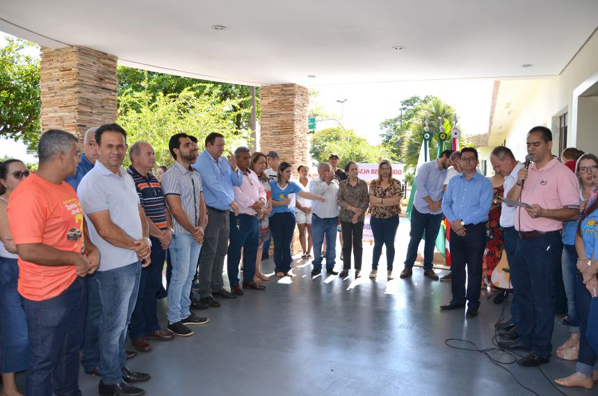 Ubiratã conta com mais uma creche: CMEI Raio de Luz foi entregue oficialmente à comunidade