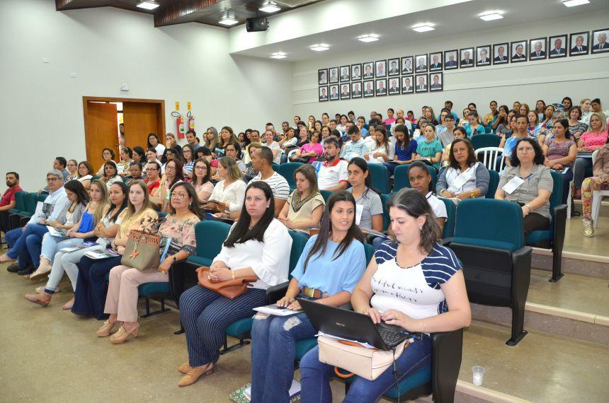 Ubiratã realizou a VII Conferencia Municipal dos Direitos da Criança e do Adolescente