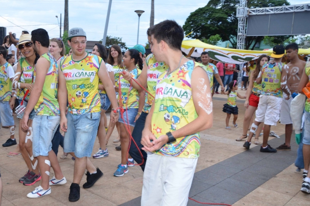 Alegria, amizade e muita diversão marcaram a 2ª edição do Carnaval da Seringueira