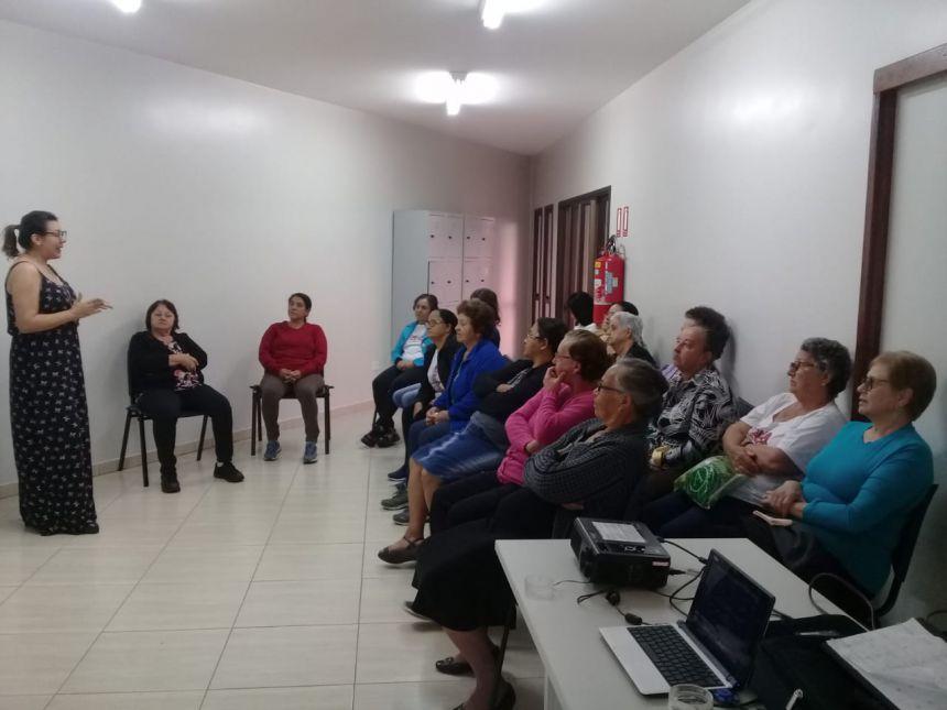 Unidade de Saúde Josefina realizou momento de Educação em Saúde