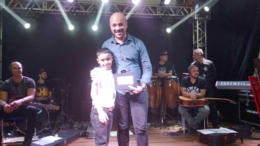 Festival de Jovens Talentos emocionou ubiratanenses