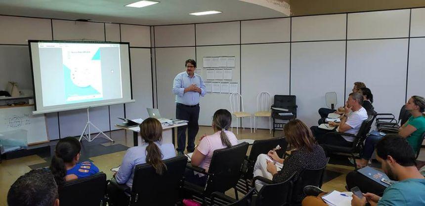 Realizado o 4º encontro do curso de Liderança Cívica