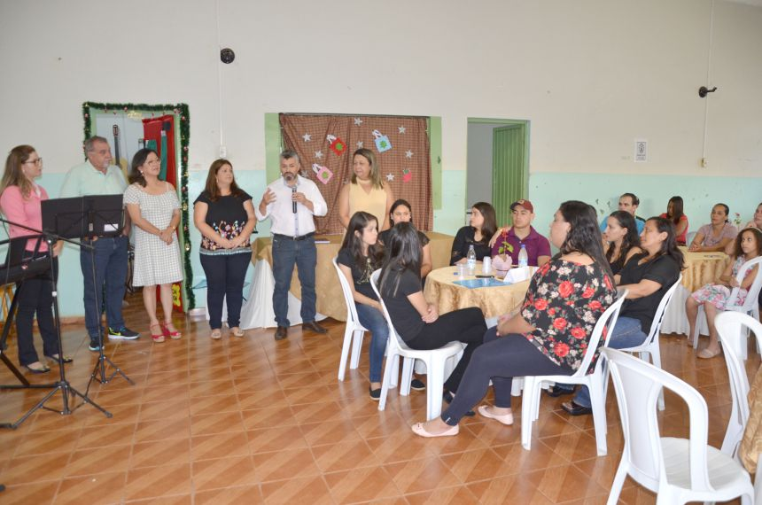 AABB Comunidade realizou confraternização de fim de ano