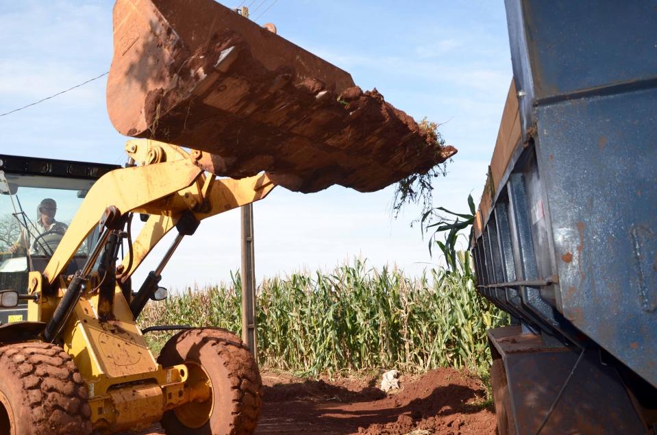 Os serviços buscam melhorar as condições para os moradores de Yolanda