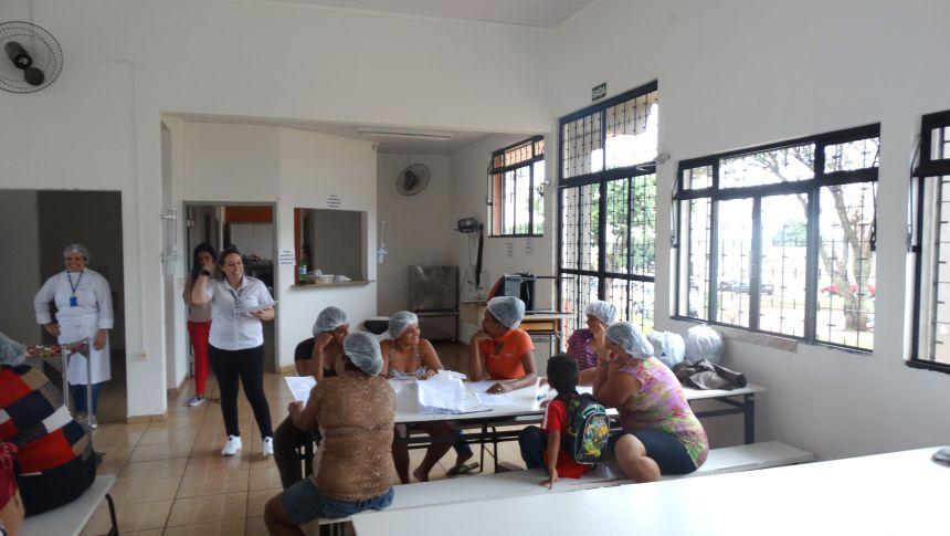 Município e Senac promovem curso para Preparo de Bombons
