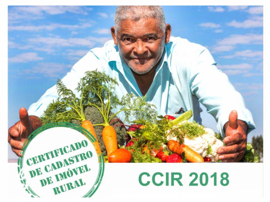 Proprietários rurais de Ubiratã devem quitar a Taxa de Serviço Cadastral até o dia 5 de dezembro