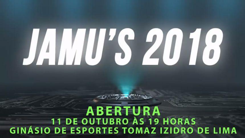 Abertura do JAMUs acontece nessa quinta-feira com atrações especiais