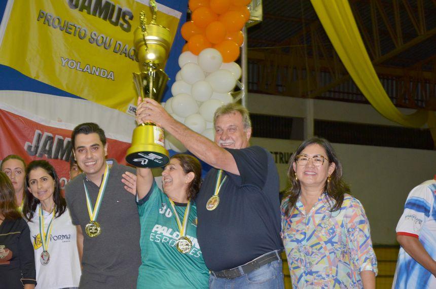 JAMUS 2017 terminou com premiações para equipes e atletas ubiratanenses