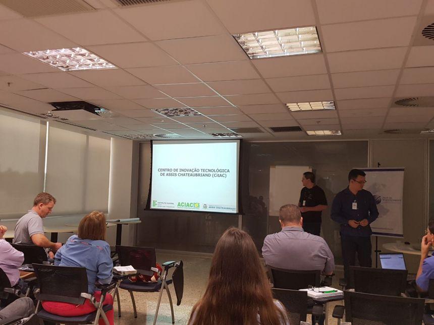 Secretário ubiratanense participou de reunião do Sistema Regional de Inovação do Oeste do Paraná