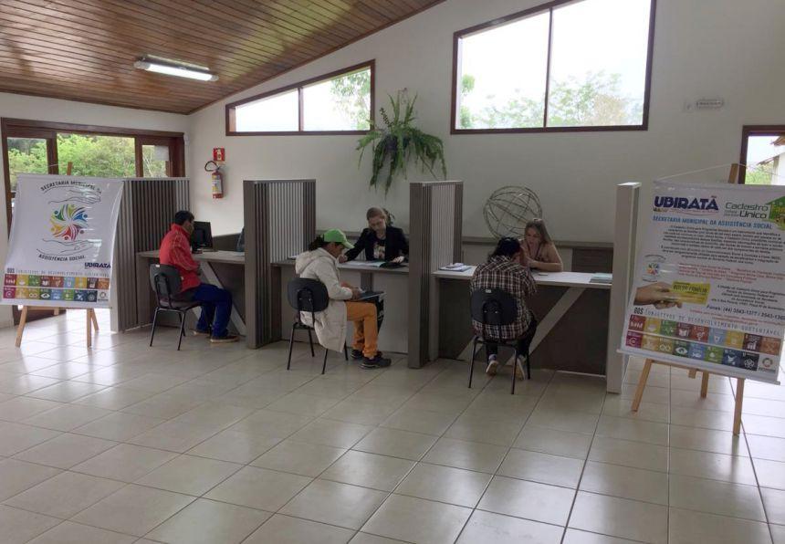 Secretaria da Assistência Social realiza Ação descentralizada