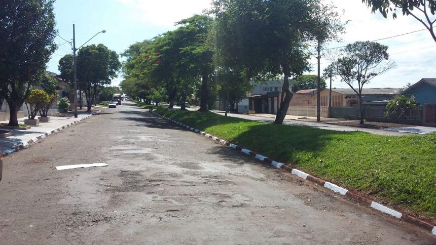 Sinalização para uma Ubiratã mais bonita e um trânsito mais seguro