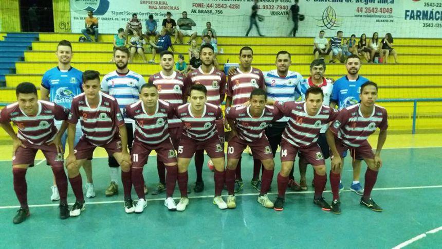 Equipes de Ubiratã vencem na primeira rodada da Copa Amop de Futsal