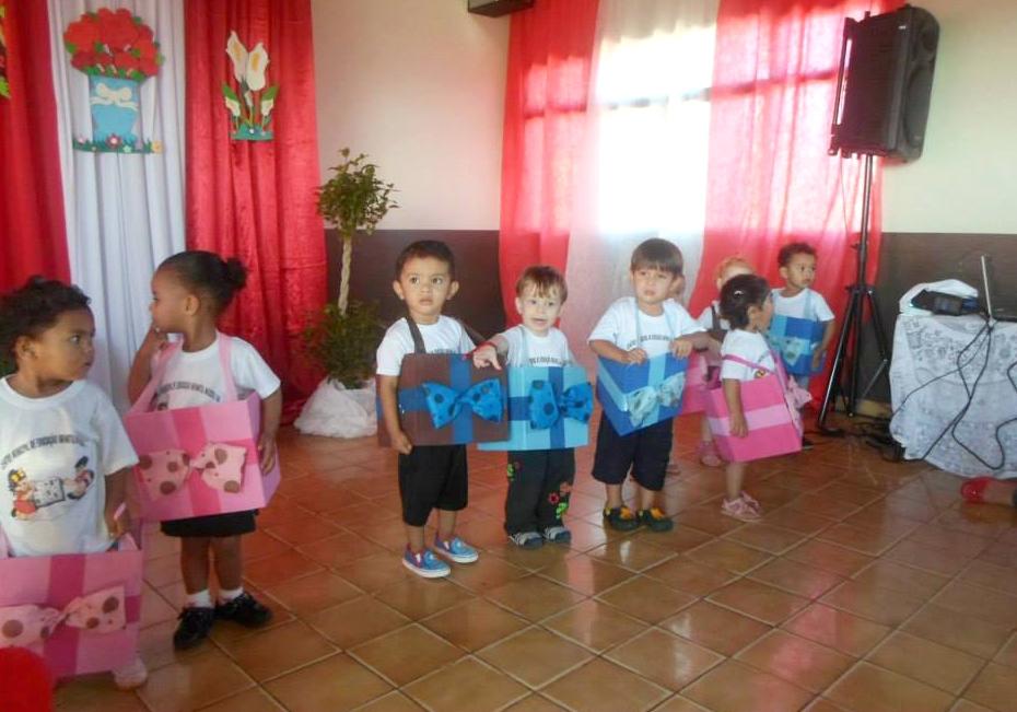 O Centro Municipal de Educação Infan