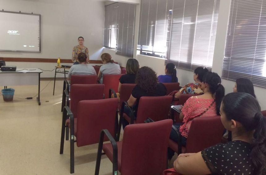 Educação realiza capacitação para Cozinheiras/Merendeiras que atuam na Rede Municipal