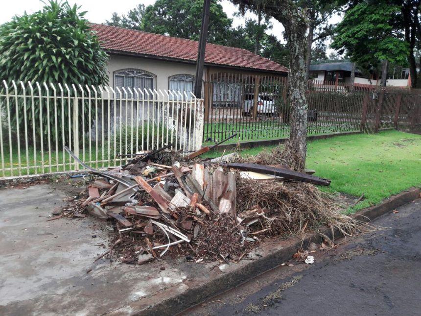 """""""Ubiratã Cidade Limpa"""": Faltam 5 dias para o encerramento da Campanha"""