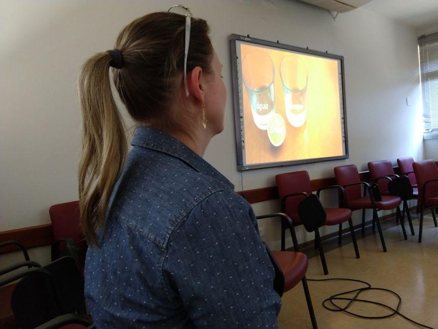 Curso de Boas Práticas na Manipulação de Alimentos para servidores da Educação e Social