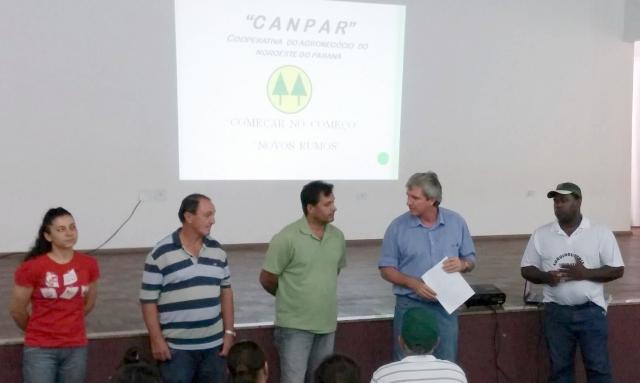 Foi apresentada uma chapa que vai disputar no dia a diretoria da Canpar