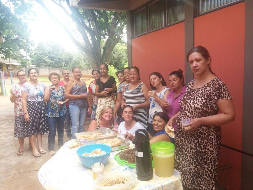 Serviço de Convivência e Fortalecimento de Vínculos para mulheres