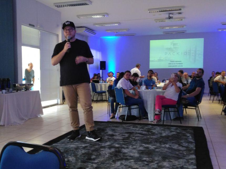 Sebrae/PR promoveu conexão entre agentes de inovação na região oeste do Paraná; Ubiratã esteve representado no evento