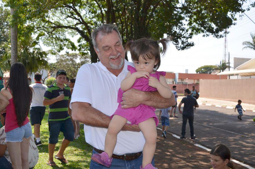 Dia das Crianças movimentou o feriado em Ubiratã