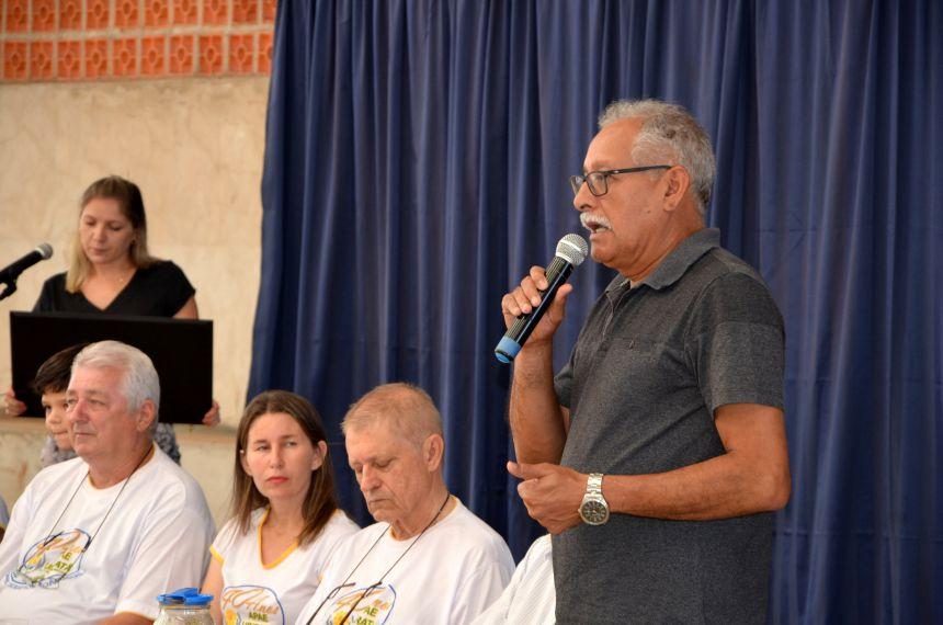APAE comemora 40 anos de atuação em Ubiratã