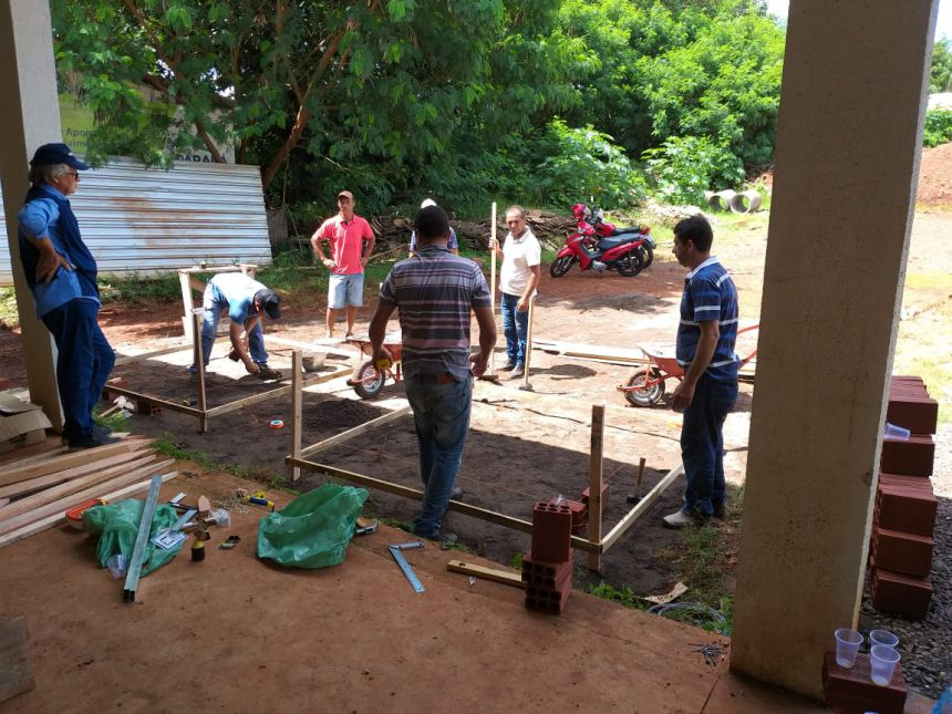 Realizadas as provas práticas e de aptidão física do concurso público da prefeitura de Ubiratã