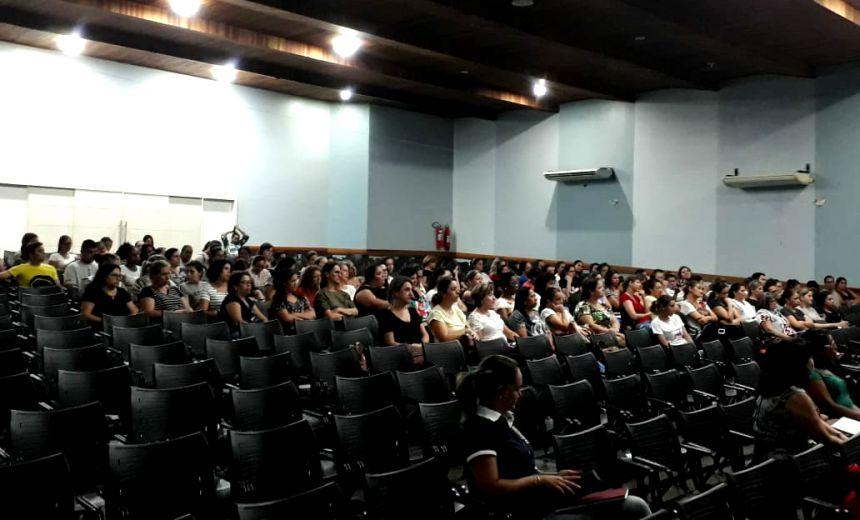 Realizado em Ubiratã 1º Seminário do Programa Saúde Integrativa na Escola