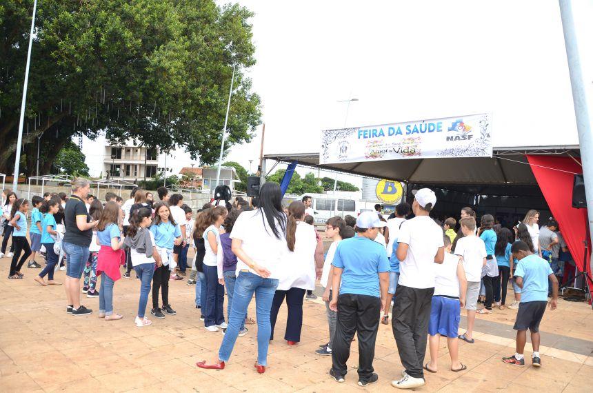 Ubiratã realizou mais uma edição da Feira da Saúde