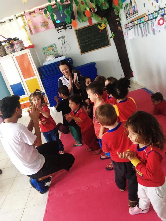 Programa Saúde na Escola esteve no CMEI Dona Mariquinha