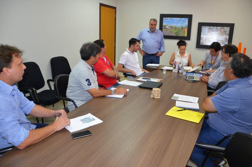 Administração Municipal encerra 2017 com recorde de licitações