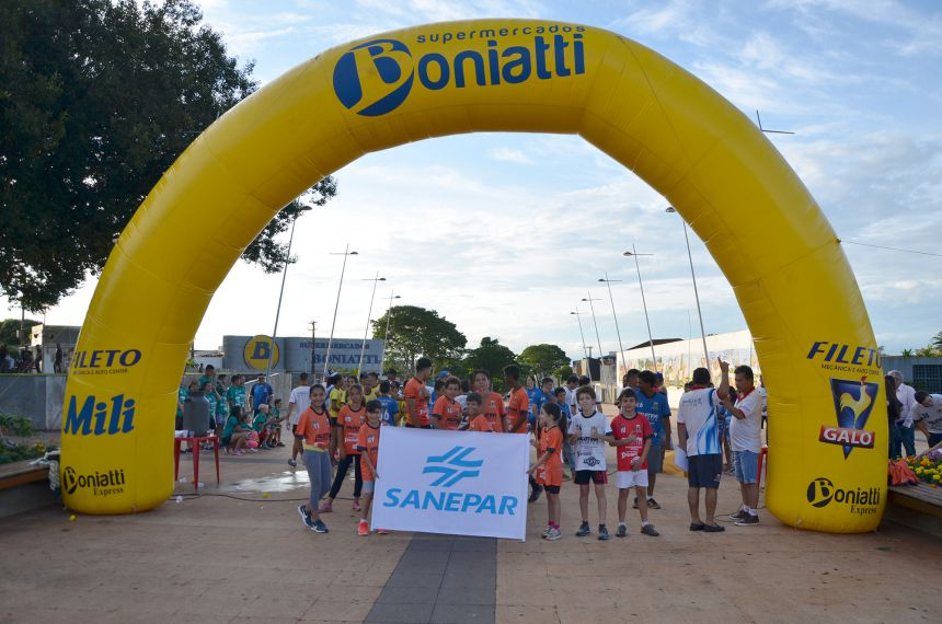 Minimaratona do JAMUs fechou com chave de ouro maior competição esportiva de Ubiratã