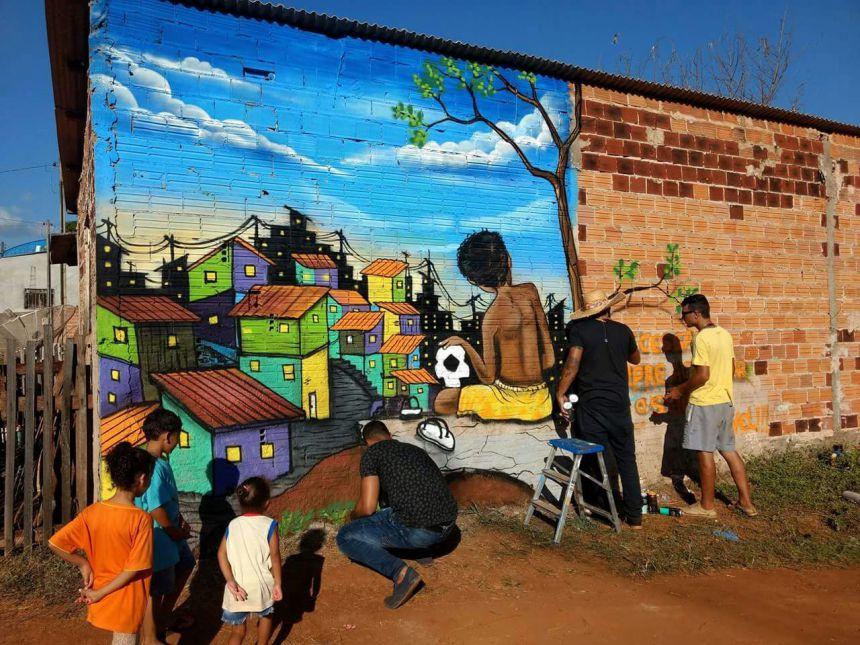 """Projeto """"A-COR-DAR"""": A experiência que transformou o cumprimento da Medida Socioeducativa em """"Arte Em Meio Aberto"""""""