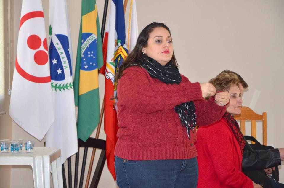 Secretária da Educação, Inês Bento, destacou a importância de se discutir coletivamente as alteração no Plano de Carreira