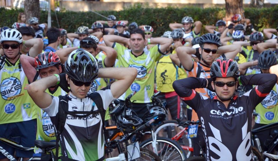 Ubiratã foi a capital do ciclismo com a realização do Circuito 'Vou de Bike 2014'